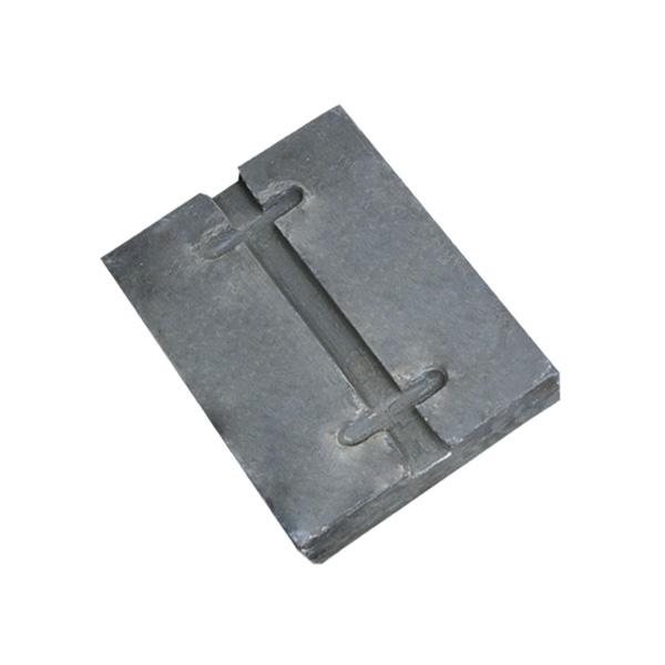 移动式石头高效反击制砂机耐磨配件板锤
