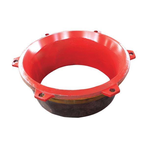 液压gp系列圆锥式破碎机耐磨配件
